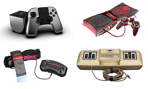 10 Worst Video Game Consoles Ever Gaming Chair Pro