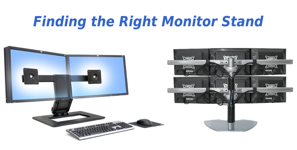 Monitor Stands How To Find The Best One