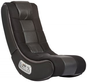 Get The Full Gaming Experience At A Great Price With This Affordable Video  Rocker Gaming Chair. Enjoy Quality Sound From Its Built In Speakers Or  Choose To ...