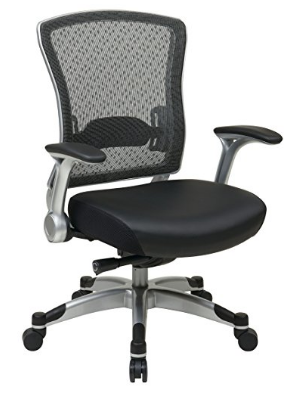 space seating r2 spacegrid back chair - Tall Office Chair