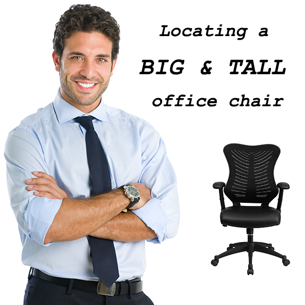 are you looking for a large or heavy duty office chair - Tall Office Chair