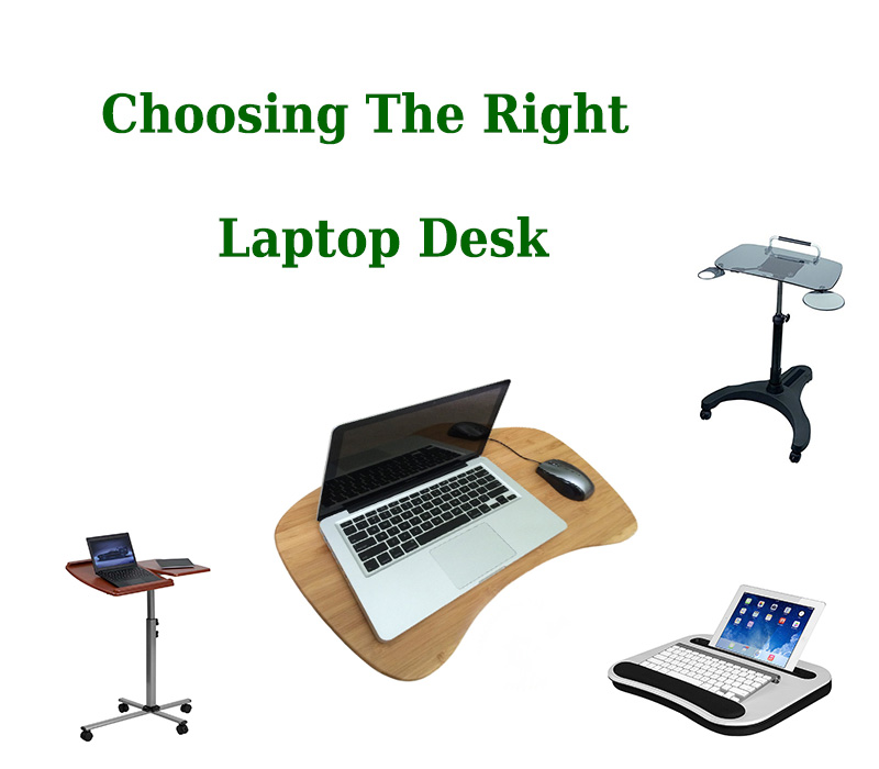 choosing a laptop desk