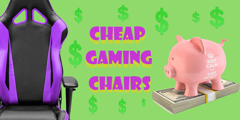 10 Cheap Gaming Chairs – Under $100 (2019 Update) - Gaming